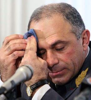 Թեժ իրավիճակ Կանաչուտում. Այնտեղ է Ալիկ Սարգսյանը