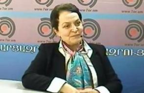 Հյուրը՝ Լարիսա Ալավերդյան