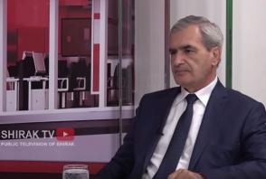 Ованнес Асоян: «Добиться смены власти, сформировать внушающую доверие инвестиционную среду» (видео)