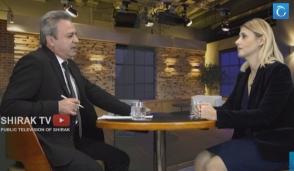 Элинар Варданян: «Изменения в Гюмри могут стать импульсом к изменения во всей стране» (видео)
