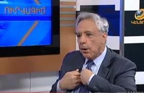 Вардан Осканян – гость программы «Урвагиц»