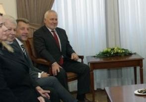 Cопредседатели Минской группы ОБСЕ