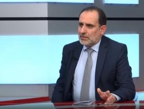 Единственную угрозу Пашинян видит в Кочаряне – Арам Арутюнян (видео)