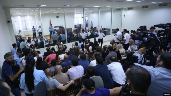 Դատարանը մերժեց Ռոբերտ Քոչարյանին գրավով ազատ արձակելու միջնորդությունը (տեսանյութ)