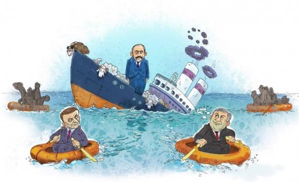 Նիկոլի խորտակվող նավակը