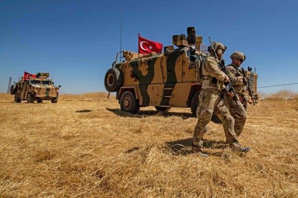 Սիրիայի վրա հարձակումը քննադատելու համար Թուրքիայում ձերբակալվել է 24 հոգի