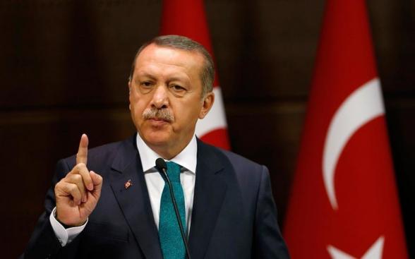 Էրդողանն ասել է, թե որ դեպքում Թուրքիան կդադարեցնի ռազմական գործողությունները Սիրիայում