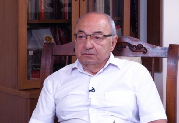 «Միայն պիտի ուրախ լինենք, որ Սահմանադրական դատարանն ինքնուրույն է և չի ենթարկվում գործող իշխանությանը». Վազգեն Մանուկյան