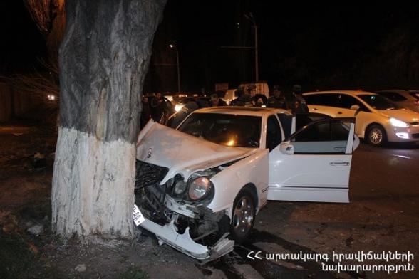 Գորիս քաղաքի ոստիկանության շենքի մոտակայքում տեղի է ունեցել ՃՏՊ. կա տուժած
