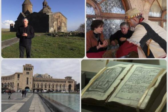 Խոհանոց, մշակույթ, պատմություն. Ռումինիայի TVR2-ի եթերում Հայաստանի մասին պատմող հերթական ֆիլմն է
