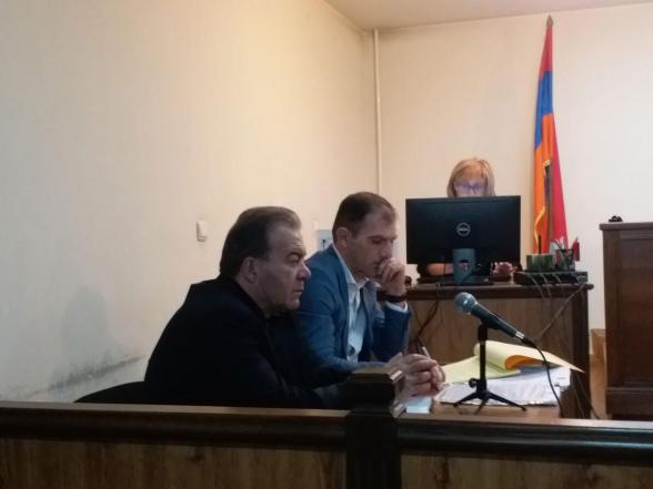 «Ես մեղք չեմ գործել»․ Լևոն Երանոսյանի գործով դատական նիստը հետաձգվեց (տեսանյութ)