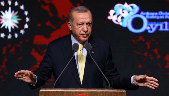Էրդողան. «Թուրքիան ձերբակալել է նաև ալ-Բաղդադիի կնոջը»