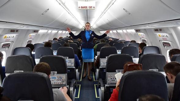 Հայաստանի քաղաքացուն ձերբակալել են Մոսկվա-Կալինինգրադ չվերթի ժամանակ օդանավում ծխելու համար
