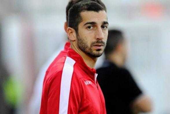 Мхитарян не примет участия в ближайших матчах сборной Армении