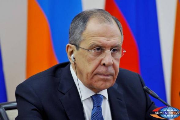 Известна повестка официального визита главы МИД РФ Сергея Лаврова в Армению