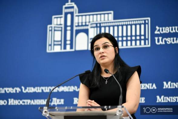 ՀՀ ԱԳՆ-ն ո՛չ հաստատում, ո՛չ հերքում է լրագրողների՝ Բաքու այցի մասին տեղեկությունը