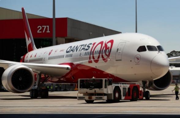 Авиакомпания «Qantas» побила рекорд по длительности беспосадочного рейса