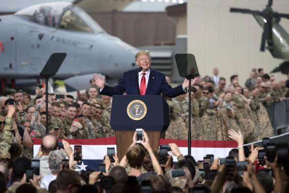 Трамп потребовал от Токио и Сеула увеличить расходы на контингент США