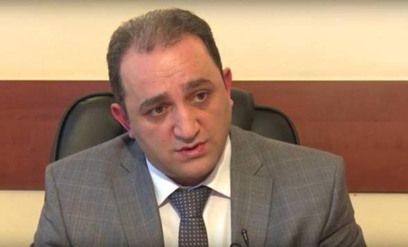 Пашинян сменил главу Службы пробации Армении