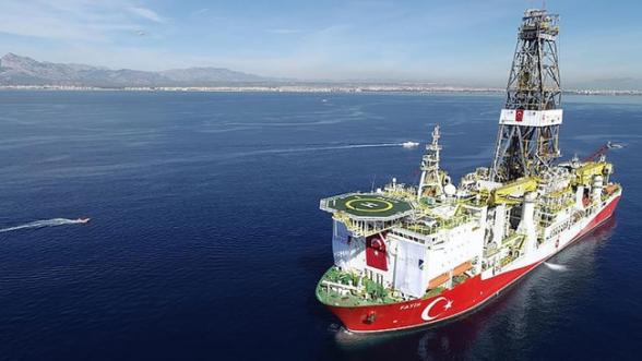Թուրքիայի փոխնախագահը հայտարարել է Կիպրոսի ջրերում հորատման նոր աշխատանքների մեկնարկի մասին