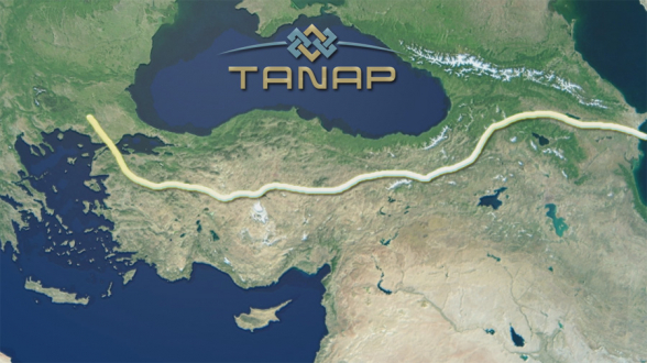Намечена дата ввода в строй второй очереди газопровода TANAP