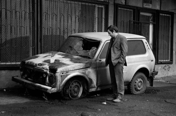 Ինչու է Նիկոլ Փաշինյանը պայքարում ավտոմեքենաների կմախքների դեմ