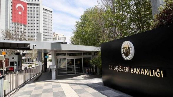 Թուրքիայի ԱԳՆ-ն կիսով չափ կրճատել է ցեղասպանության թեզերի դեմ պայքարի բյուջեն