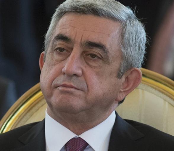 Սերժ Սարգսյան․