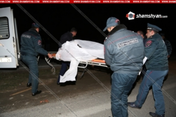 Սյունիքի մարզում «09»-ը, մի քանի պտույտ գլորվելով, հայտնվել է ձորակում. կա 2 զոհ, 4 վիրավորներից 2-ը երեխաներ են