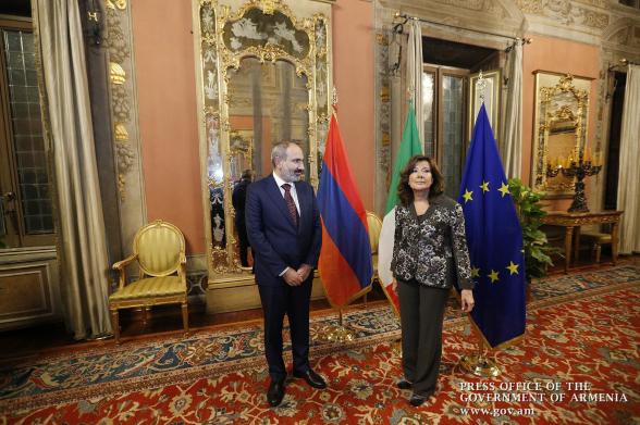 Փաշինյանի՝ Իտալիա այցի ձախողումը «կոտրել» են դեսպանի վրա․ «Հրապարակ»