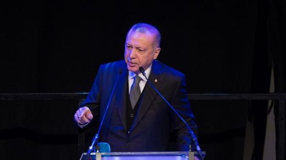 «Այսօր Թուրքիան ինքն է խաղի կանոններ թելադրում». Էրդողան