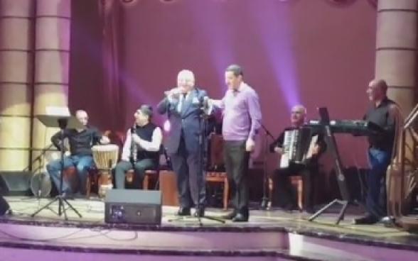 Ինչպես են երգում Գևորգ Պետրոսյանն ու Վարդան Ղուկասյանը