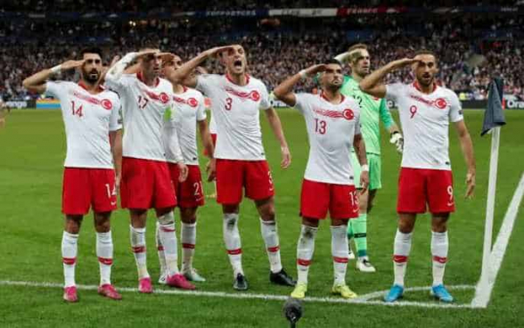 Էրդողանը հանդիմանել է UEFA-ում Թուրքիայի ներկայացուցչին