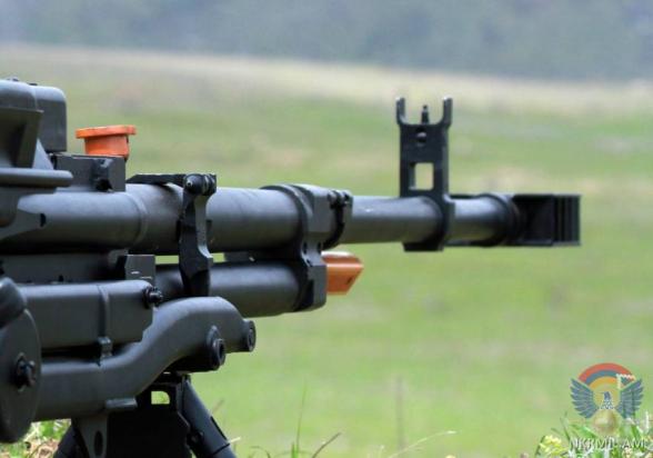 ВС Азербайджана нарушили режим прекращения огня около 80 раз