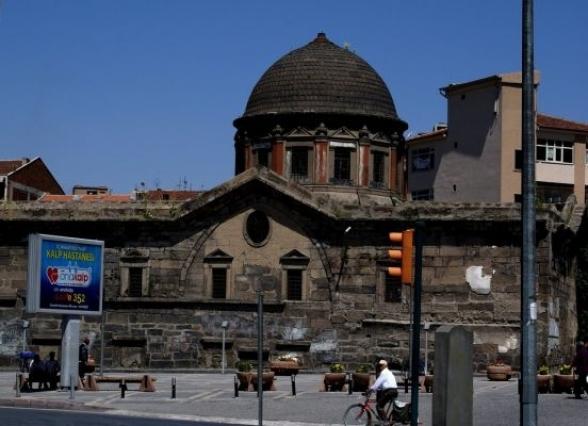 Թուրքիայում հայկական եկեղեցին վերածվել է քաղաքային գրադարանի (տեսանյութ)
