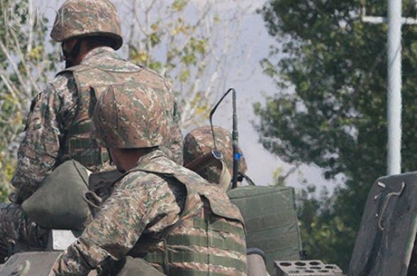 Արցախում 2 զինծառայող է հրազենային վիրավորում ստացել