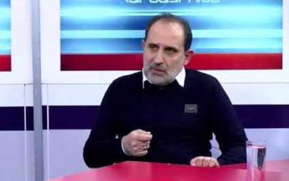 Задачей Пашиняна является раскол общества – Арам Арутюнян (видео)