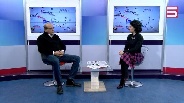 Внутренние страхи Пашиняна обоснованы – Степан Даниелян (видео)