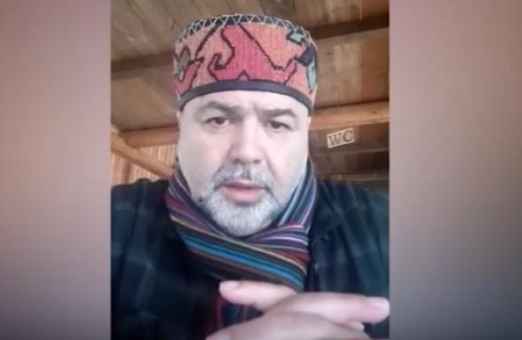 Դիմում եմ ՀՀ ԱԱԾ-ին՝ թիկունքը պառակտում են․ Արշակ Զաքարյան (տեսանյութ)