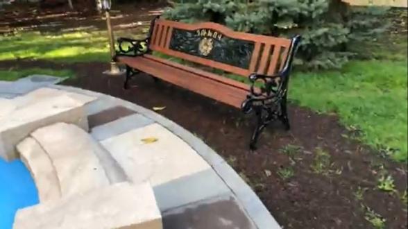 «Դուխով» գրությամբ նստարանները պաշտպանվում են պետական գաղտնիքով