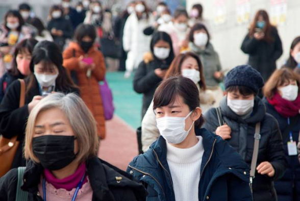 Հարավային Կորեայում օրենք են ընդունել կորոնավիրուսի տարածման դեմ պայքարի վերաբերյալ