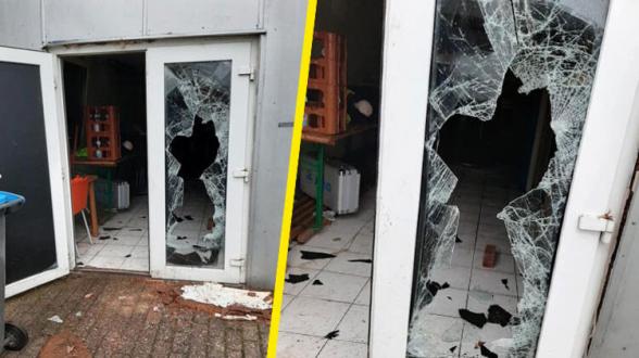 Գերմանիայում հարձակվել են թուրքական սպորտային ակումբի շենքի վրա