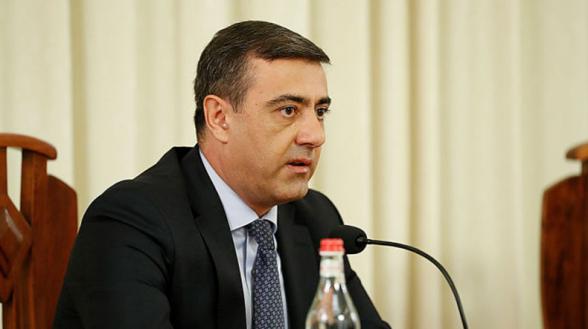 «Դա սարքված տեսանյութ է». ԱԱԾ տնօրենի պաշտոնակատարը՝ ՀՀ-ում ենթադրյալ ադրբեջանցու տեսանյութի մասին