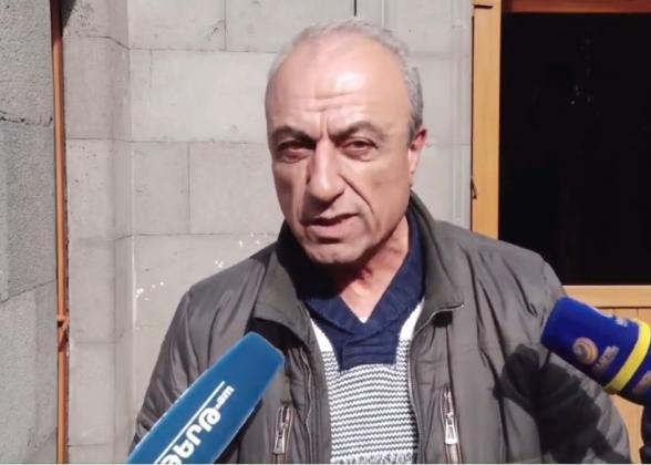 Տաքսու վարորդները բողոքի ակցիա են արել (տեսանյութ)