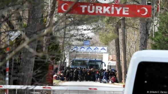 Թուրքիան փակում է Եվրոպայի հետ սահմանները