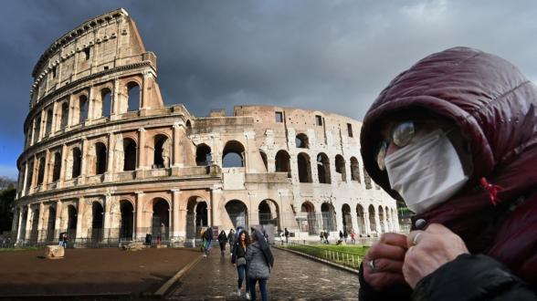 Нарушителям карантина в Италии грозит до 5 лет тюрьмы