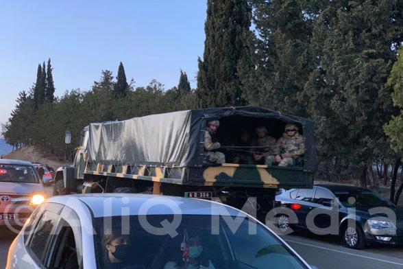 Վրաստանում կորոնավիրուսի կասկածանքով 5 զինծառայող է հոսպիտալացվել. aliq.ge