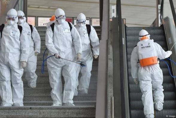 Իսպանիայում մեկ օրում կորոնավիրուսից մահացել է 769 մարդ. Euronews