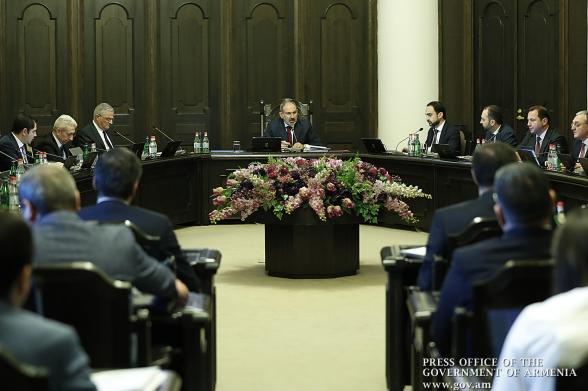 Կառավարության արտահերթ նիստը (տեսանյութ)