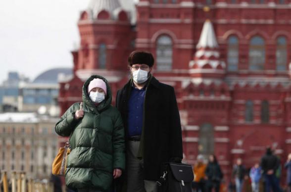 Ռուսաստանում կորոնավիրուսով վարակման 302 նոր դեպք է գրանցվել. «ՌԻԱ Նովոստի»